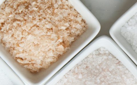 how much sodium is too much? hyperbolic bowls of salt crystals