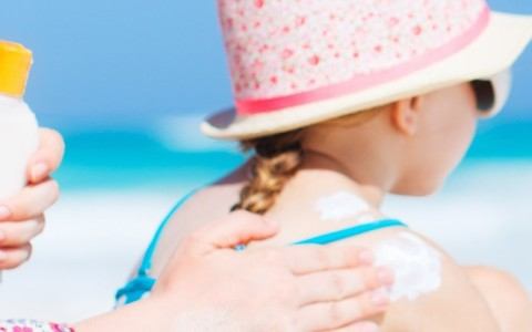 Is sunscreen safe? Many sunscreens contain harmful toxins, but zinc oxide sunscreen is one of the safer options for you and your children.