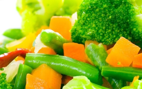 healthy diet recipe steamed vegetables