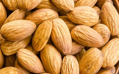 almonds for healthy HDL cholesterol