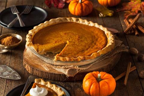 easy pumpkin pie recipe from scratch