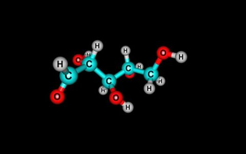 ribose molecule for heart health