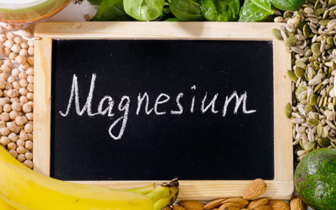 healthy foods for magnesium deficiency