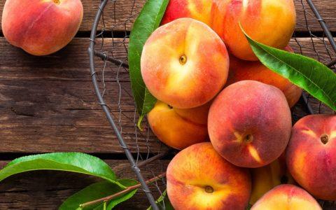 peach recipes and peach health benefits