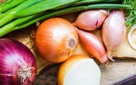 onions and other alliums are top superfoods